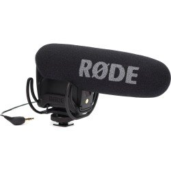 Микрофоны и звукозапись - Rode VideoMic Pro Rycote