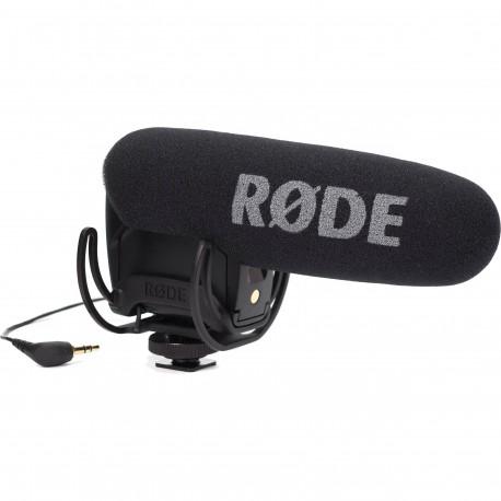 Skaņas ierakstīšana - Rode VideoMic Pro Rycote