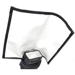 Aksesuāri zibspuldzēm - Kiora K-B23 Flash Bender bouncing reflector flag 3 rods - perc veikalā un ar piegādi