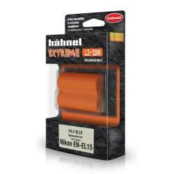 Kameru akumulatori - HÄHNEL DC BATTERY EXTREME NIKON HLX-EL15HP - perc šodien veikalā un ar piegādi