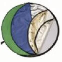 Saliekamie atstarotāji - Falcon Eyes Reflector 7 in 1 CRK7-22 SLG 56 cm - ātri pasūtīt no ražotāja