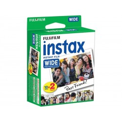 Film for instant cameras - FUJI INSTANT FILM WIDE TWIN 10X2 - quick order from manufacturer