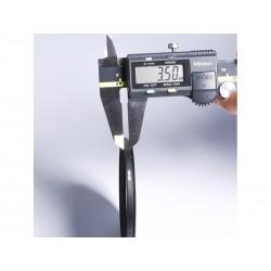 Objektīvu filtri - NISI FILTER UV PRO NANO HUC 62MM - ātri pasūtīt no ražotāja