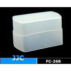 Aksesuāri zibspuldzēm - JJC FC-26B diffuser for CANON 430EX II flash - perc veikalā un ar piegādi