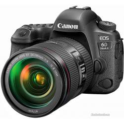 CanonEOS6DMarkIIDSLRbody262MP