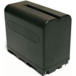 Aksesuāri - Litija baterija NP-F960 6000mAh