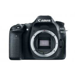 Photo DSLR Cameras - Canon EOS 80D Body - buy in store and with delivery