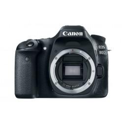 Spoguļkameras - Canon EOS 80D Body - perc šodien veikalā un ar piegādi