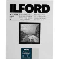 Foto papīrs - HARMAN ILFORD PAPER MG RC 25M 12,7X17,8 100 SH - perc šodien veikalā un ar piegādi