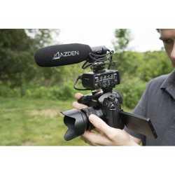 Mikrofoni - AZDEN PRO XLR OUT SHOTGUN MICROPHONE SGM-250CX - ātri pasūtīt no ražotāja