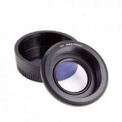 JYC M42 Nikon adapter with lens correction