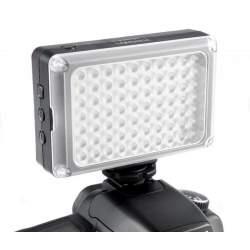 LED uz kameras - Yongnuo YN-0906 II LED - perc šodien veikalā un ar piegādi
