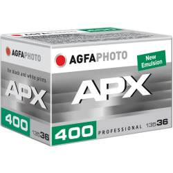 Photo films - Agfaphoto film APX 400/36 - buy today in store and with delivery