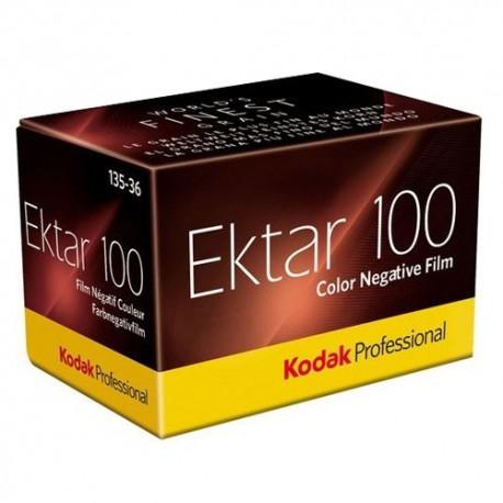 Foto filmiņas - Kodak EKTAR ISO100 36 kadri 35mm foto filmiņa - купить сегодня в магазине и с доставкой