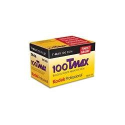 Foto filmiņas - Kodak T-MAX ISO100 36 kadri 35mm foto filmiņa PROFESSIONAL - perc šodien veikalā un ar piegādi