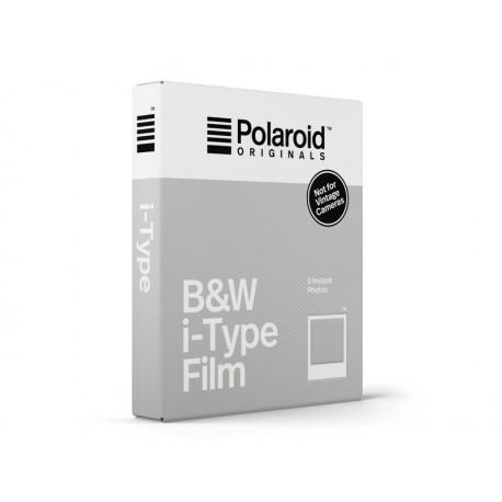 Instantkameru filmiņas - POLAROID ORIGINALS B&W FILM FOR I-TYPE - ātri pasūtīt no ražotāja