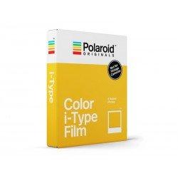 Картриджи для инстакамер - POLAROID ORIGINALS COLOR FILM FOR I-TYPE - купить сегодня в магазине и с доставкой