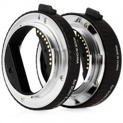 Makro aksesuāri - JYC ET-NEX macro gredzenu komplekts Sony-NEX kamerām - perc veikalā un ar piegādi