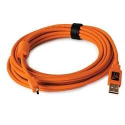 Kameru aksesuāri - Tether Tools Tether Pro USB 2.0 Male to Mini-B 5 pin 4.6m - perc veikalā un ar piegādi
