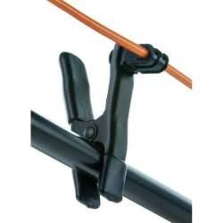 Kabeļi - Tether Tools JerkStopper A Clamp 2 - Black - ātri pasūtīt no ražotāja