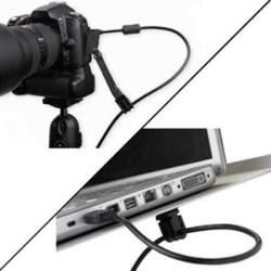 Kabeļi - Tether Tools JerkStopper Tethering Kit with Clip-On for Aero - ātri pasūtīt no ražotāja