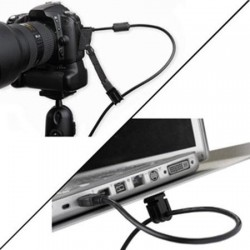 Kabeļi - Tether Tools JerkStopper Tethering Kit with USB Mount - ātri pasūtīt no ražotāja