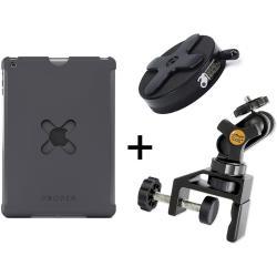 Kameru aksesuāri - Tether Tools iPad Utility Mounting Kit with Wallee iPad Mini 1 - ātri pasūtīt no ražotāja