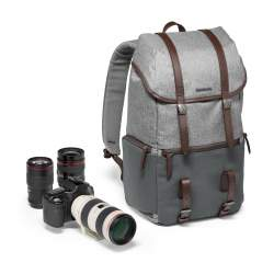 Mugursomas - Fotosoma Manfrotto Windsor Backpack - perc šodien veikalā un ar piegādi