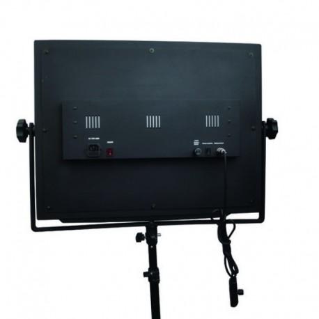 Video gaismas - Menik MM-9D dienas gaismas panelis 6x55W ar maināmu gaismas intensitāti