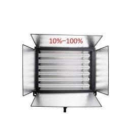 Menik MM-9D dienas gaismas panelis 6x55W ar maināmu gaismas intensitāti