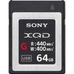 Atmiņas kartes - Sony QDG64E XQD Memory Card 64GB - perc veikalā un ar piegādi