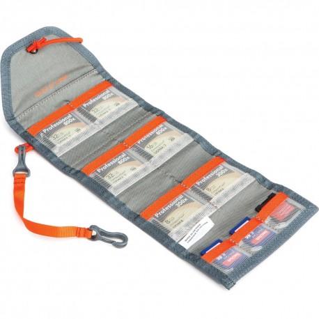 Foto Maciņi un somiņas - MindShift Gear House of Cards Memory Card Wallet for 6 CF M940 - perc šodien veikalā un ar piegādi