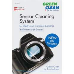 Foto kameras tīrīšana - Green Clean SC-6000 tīrīšanas līdzeklis Full Frame (G-2051 HI Tech 400 ml+ V-3000 Mini Vacuum+SC-4050 Pick Up x 3) - perc šodien veikalā un ar piegādi