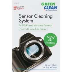 Foto kameras tīrīšana - Green Clean SC-6200 tīrīšanas līdzeklis Non Full Frame (G-2051 HI Tech 400 ml+ V-3000 Mini Vacuum+SC Pick Up x 3) - perc šodien veikalā un ar piegādi