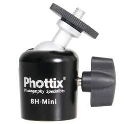 Statīvu galvas - Phottix Ballhead BH-Mini - perc veikalā un ar piegādi