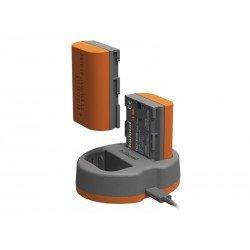 Kameras akumulatori un gripi - HÄHNEL CANON HLX-E6N POWER KIT LP-E6 - perc šodien veikalā un ar piegādi
