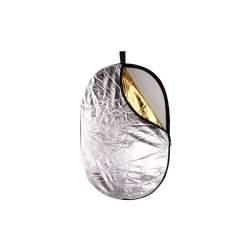 Saliekamie atstarotāji - Jinbei 102*153 5-in-1 Reflector Board - perc šodien veikalā un ar piegādi