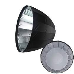 Softboksi - Jinbei Φ120 umbrella deep softbox - perc šodien veikalā un ar piegādi