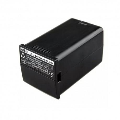 Akumulatoru zibspuldzes - Godox Battery for AD200 Pro - perc šodien veikalā un ar piegādi