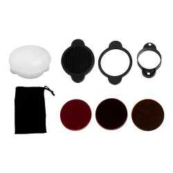Video LED - CAME-TV Boltzen Magnetic Snap Fit Modifier Kit - buy in store and with delivery