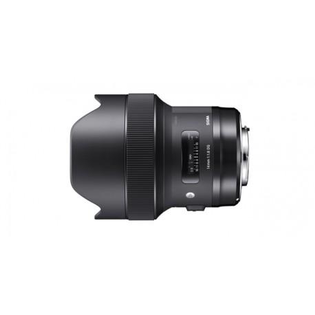 Objektīvi - Sigma 14mm F1.8 DG HSM For Nikon - ātri pasūtīt no ražotāja