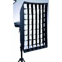 Softboksi - Linkstar Softbokss ar šūnām strip LQA-SB35160HC 35x160 cm for LQ/LD Series Nr.564338 - perc veikalā un ar piegādi