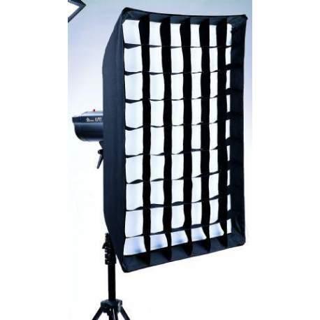 Softboxes - Linkstar Striplight Softbox 35x160 cm + Honeycomb Grid LQA-SB35160HC - quick order from manufacturer