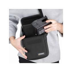 Koferi Instant kameram - POLAROID ORIGINALS BOX CAMERA BAG BLACK - ātri pasūtīt no ražotāja