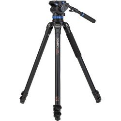 Video tripods - Benro A373FBS7 video statīvs ar galvu - buy today in store and with delivery