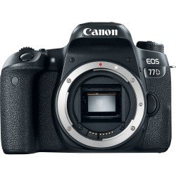 Photo DSLR Cameras - Canon EOS 77D body - quick order from manufacturer