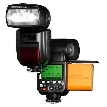 Foto zibspuldzes - HÄHNEL MODUS 600RT Wireless Kit Canon kameras zibspuldze