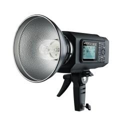 Освещение - Godox Witstro AD600 TTL studijas zibspuldze ar bateriju un raidītāju Canon/NIkon