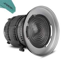 Gaismu aksesuāri - Aputure Fresnel Mount with Adjustable Lens COB120 accessories - perc veikalā un ar piegādi