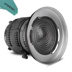 Aputure Fresnel Mount with Adjustable Lens COB120 accessories Flash  Accessories